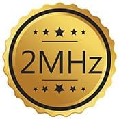 海芙音波拥有2Mhz超高音波可破坏脂肪