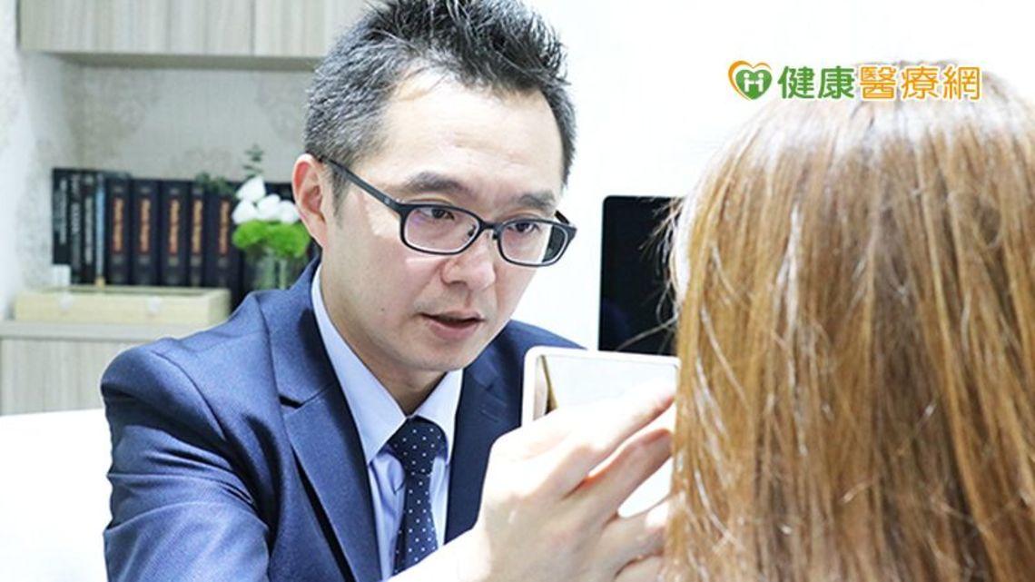 佳思優整形醫美集團總院長黃仁吳醫師:「結合傳統眼袋手術優點,新式五合一隱痕眼袋手術疼痛感低