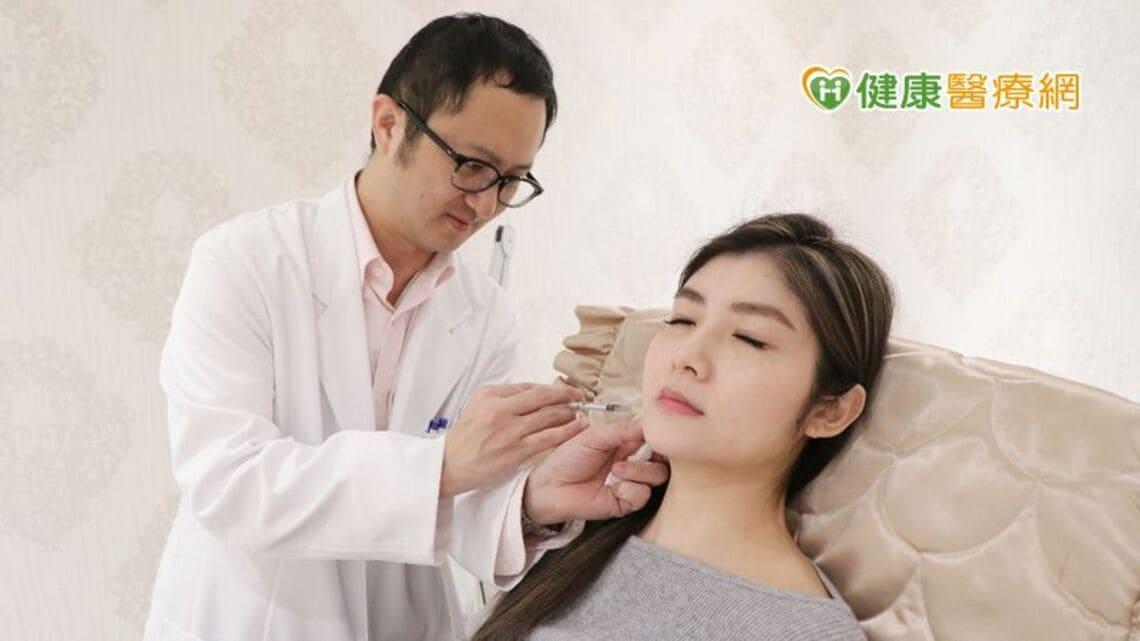 局部脂肪性鬆弛問題可用非侵入音波拉提或雙下巴治療藥物倍克脂Belkyra(俗稱消脂針)進行精準處理