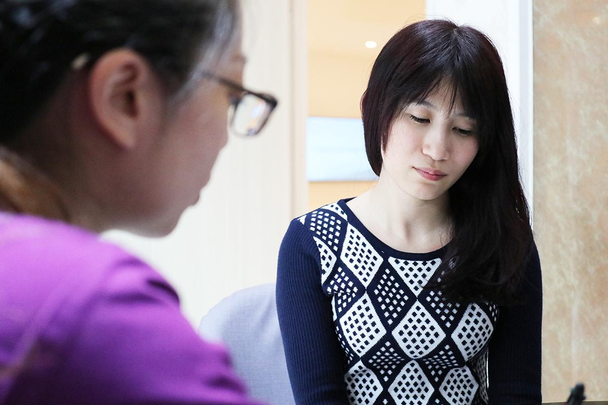 護理師講解微創痔瘡手術的術前注意