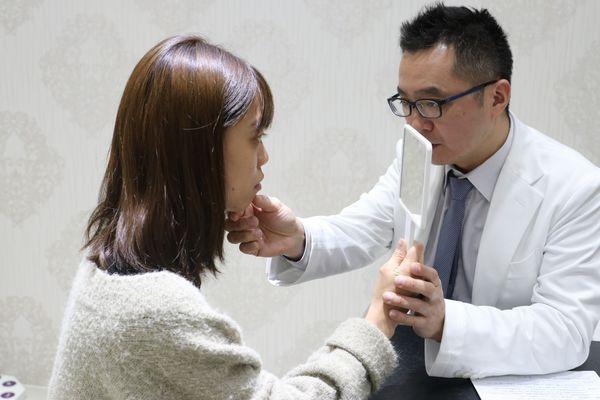 諮詢玻尿酸下巴,黃仁吳醫師給予專業建議