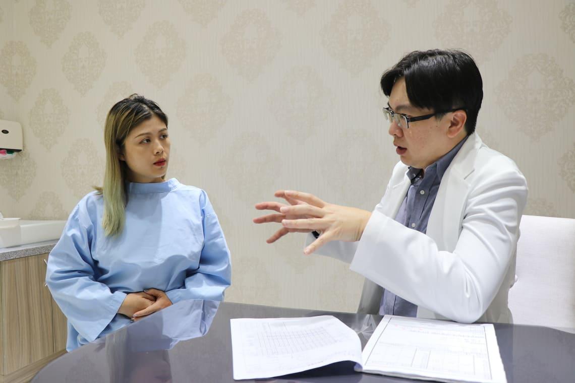 佳思優整形醫美診所李兆翔醫師自體脂肪隆乳諮詢