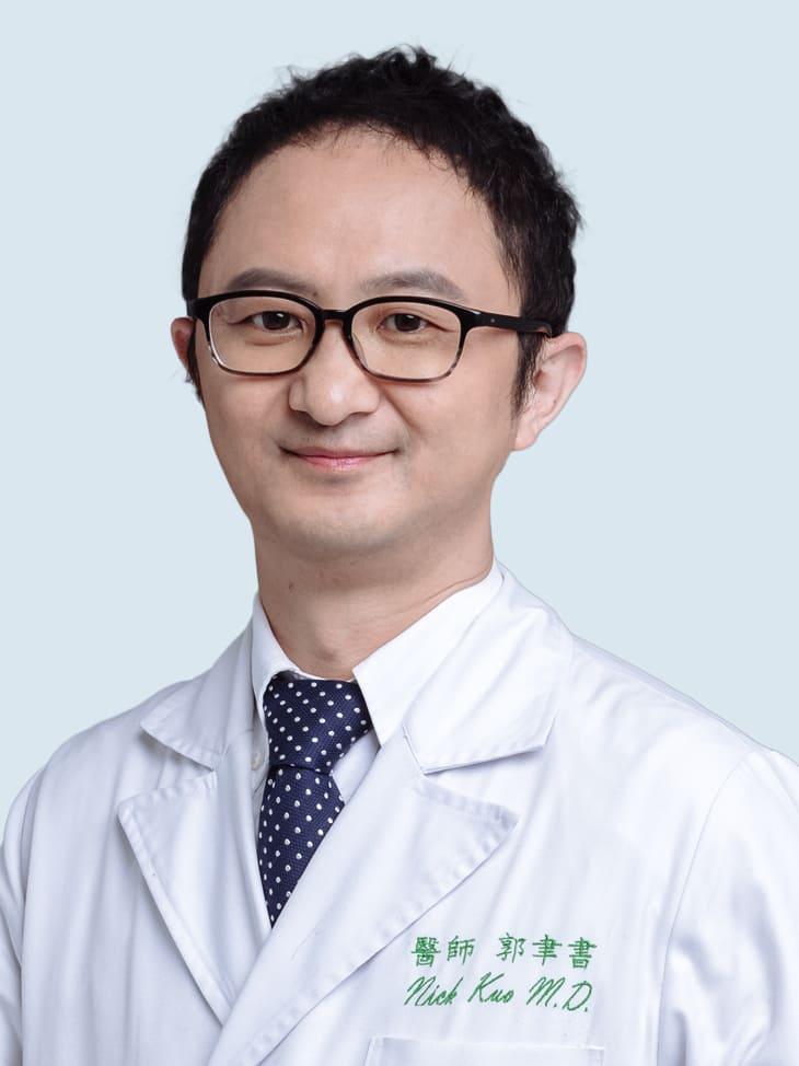 宜蘭羅東分院 院長郭聿書醫師