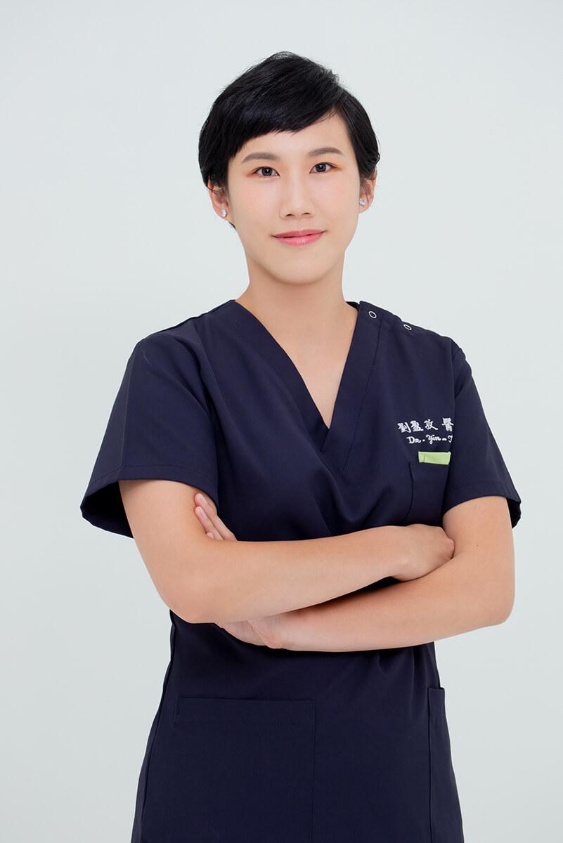 高風險手術麻醉安全守護者-劉盈孜醫師